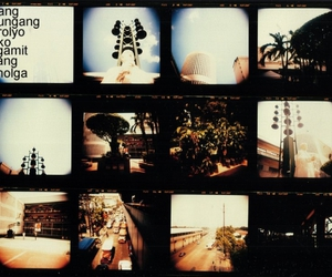 Collage, holga, and roll image