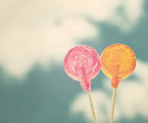 lollipop and sky image
