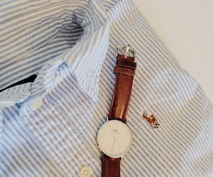 preppy, ralph lauren, and watch image