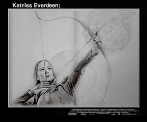 gif, Jennifer Lawrence, and katniss everdeen image