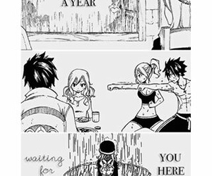 fairy tail, gray fullbuster, and juvia loxar image