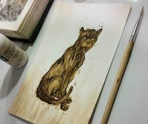 animal, art, and book image