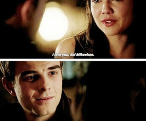 The Originals, kol mikaelson, and davina claire image