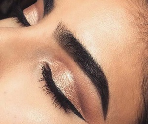 Best, chic, and eyebrows image