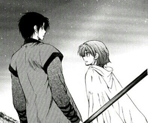 anime, manga, and akatsuki no yona image