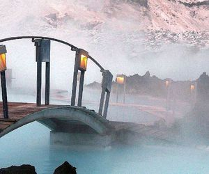 travel, iceland, and place image