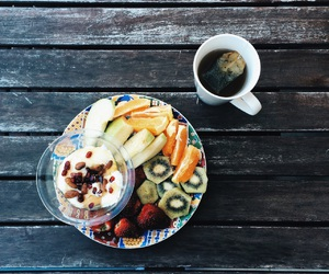 body, breakfast, and coffee image