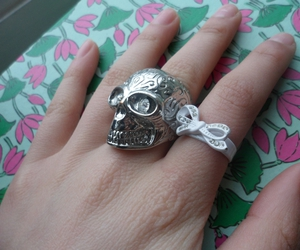 accesories, diamond, and rings image
