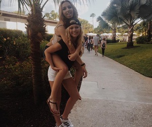 adidas, bff, and blonde girl image