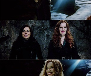 once upon a time, cora, and rebecca mader image