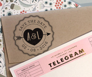 etsy, personalized, and heart stamp image