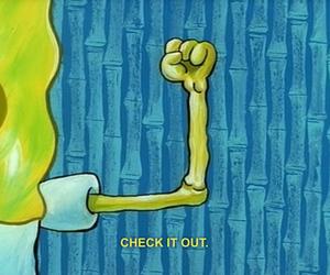 spongebob, funny, and lol image
