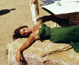 Elizabeth Taylor, beautiful, and dress image