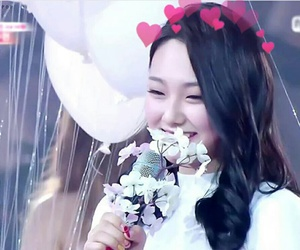 jellyfish entertainment, produce 101, and kim sejeong image