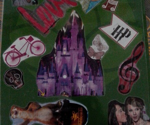 disney, harry potter, and things image