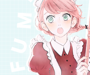 kawaii, lonely planet, and manga image