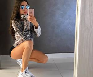 gym, iphone, and jenselter image