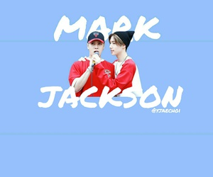 got7, markson, and ahgase image