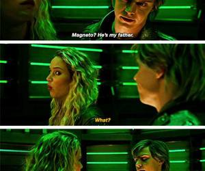 magneto, funny, and quicksilver image