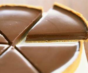 chocolate, cake, and gourmandise image