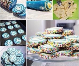 food, diy, and blue image