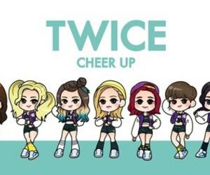 cheer up, twice, and kpop image