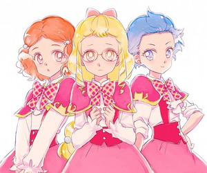 anime, art, and precure image