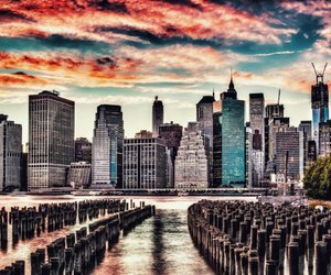 city, beautiful, and summer image