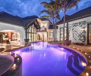 beautiful, luxury, and pool image