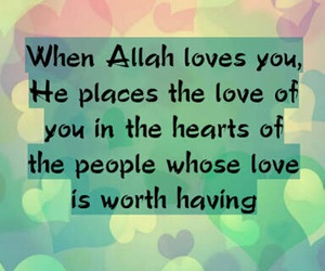 allah and qoutes image