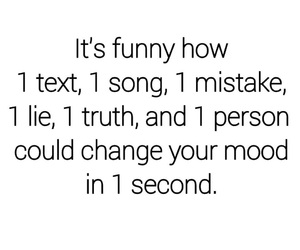 mood, funny, and lie image