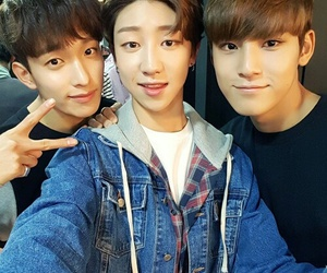 Seventeen, mingyu, and the8 image