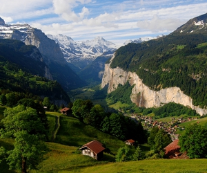 belleza, paisaje, and montaña image
