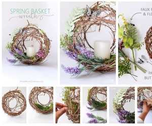 basket, diy, and ideas image