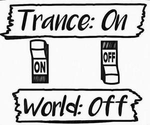 trance and world image
