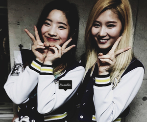 asian girls, smile, and twice image