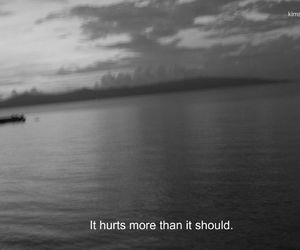 hurt, sad, and quotes image