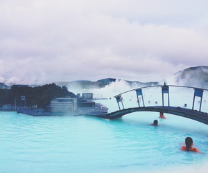adventure, blue lagoon, and holiday image
