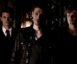 klaus, elijah, and daniel gillies image