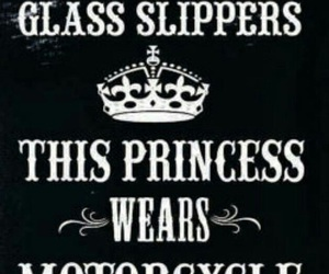 boots, princess, and motorcycle image