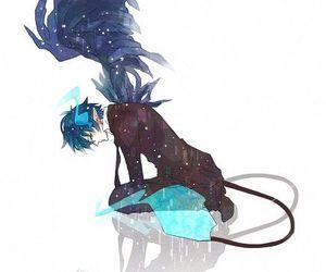 anime, ao no exorcist, and blue exorcist image