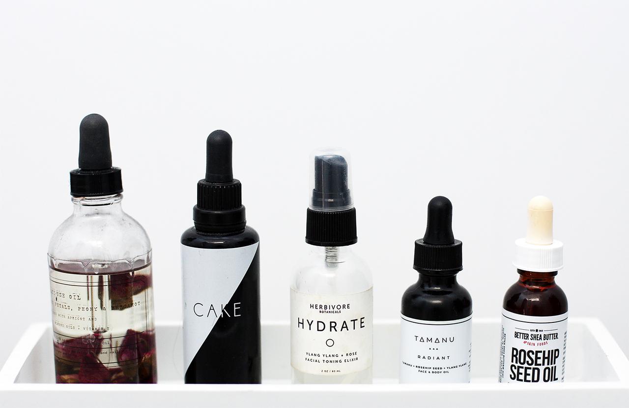 oil, skincare, and tamanu oil image