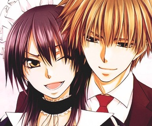 anime, kaichou wa maid-sama, and maid sama image