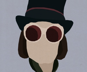johnny depp and Willy Wonka image