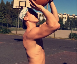boy, finnish, and fit image