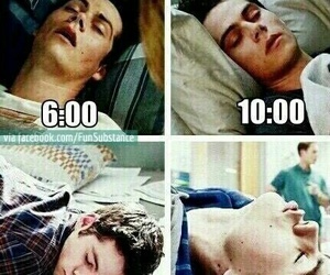 funny, true story, and teen wolf image