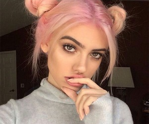 30 Images About Space Buns On We Heart It See More About Space