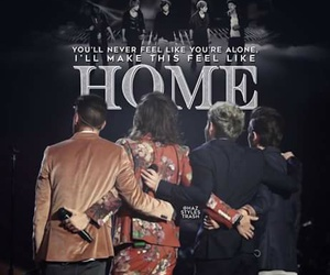 one direction, home, and 1d image