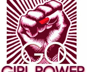 girl power and power image