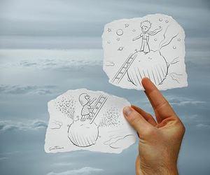 desenho and pequeno príncipe image